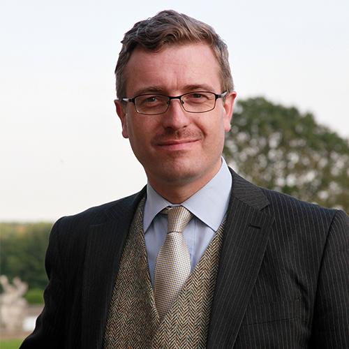 Allan Walker director of the Malvern College Summer School